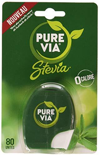 Pure Via Distributeur 80 Comprimes elducorant 6.8g