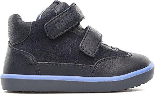 CAMPER Unisex-Kinder Pelotas Persil Fw Stiefel & Stiefeletten, Blau - Blau (Marineblau), 21 EU