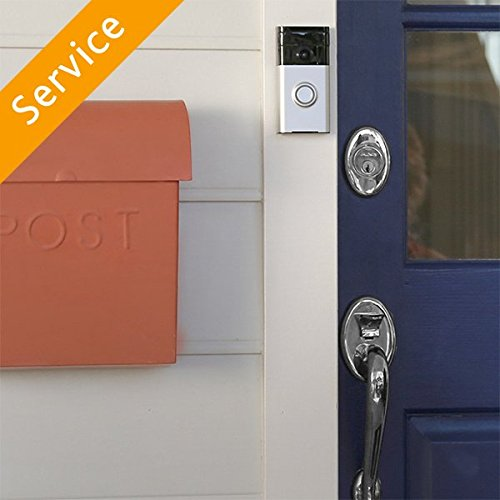 Ring Non-wired Doorbell with Chi...
