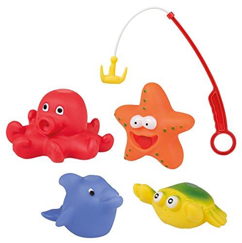 Idena 40314 - Magnetfischen mit roter Angel