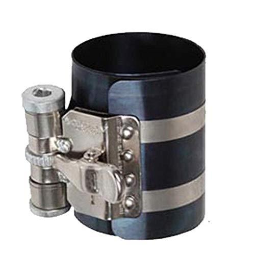 Belukies Kolbenringspannband Ø53-125mm Kolbenring Spannband Kolbenringzange PkW Kfz LKW Kolbenspannband Kolbenband Kolbenringspanner(75/100/175mm)
