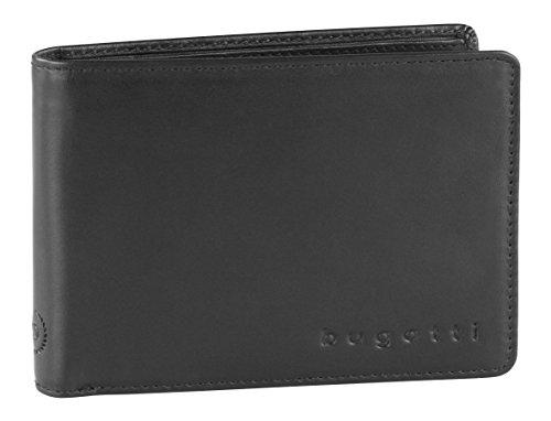 Bugattiprima RFID Geldbörse - Schwarz