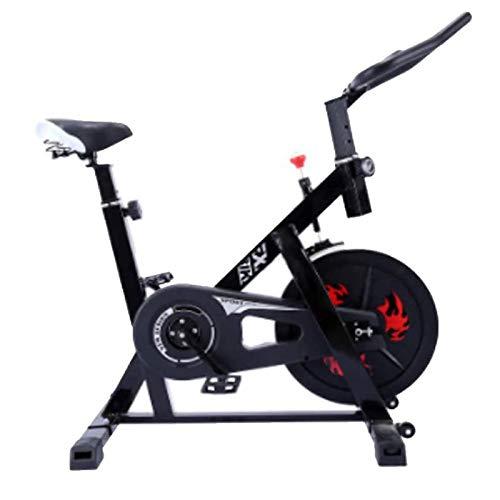 WJFXJQ Spinning Home Ejercicio Bicicleta Interior Silent Fitness Equipment Pedal Bike Ejercicio Bicicleta