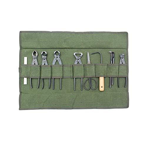 Bonsai Werkzeugtasche Hardware Kit Organizer Garten Aufbewahrungstasche
