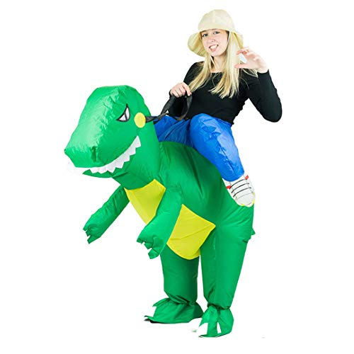 Bodysocks® Déguisement Dinosaure Gonflable Adulte