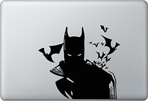 Sticker Genie Pegatinas Batman Eyes para Macbook Air Pro (15')