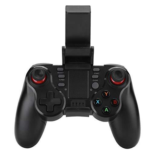 SALUTUY Controlador de Juegos móvil, Modo de conexión Directa de Juegos Joystick para Juegos para Dispositivos/iOS para descargar Juegos