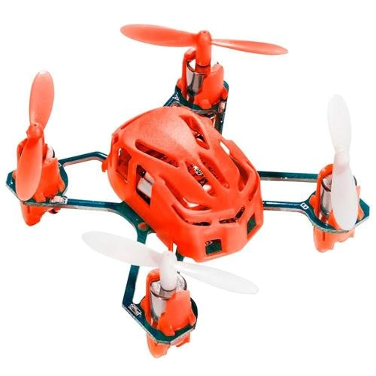 HUBSAN Q4 Nano Quadcopter - Red Vehicle dgsrpdzvlptq4