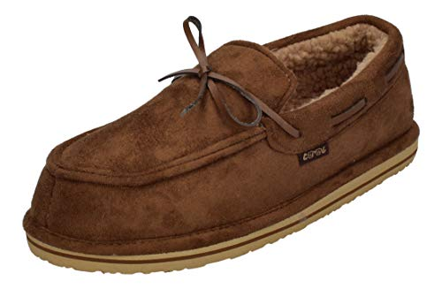 Cool shoe Jocker, Pantuflas Hombre, marrón, 41/42 EU