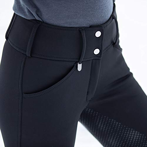 Product Image 7: HORZE Women's Grand Prix Full Seat Breeches – Thermo Softshell