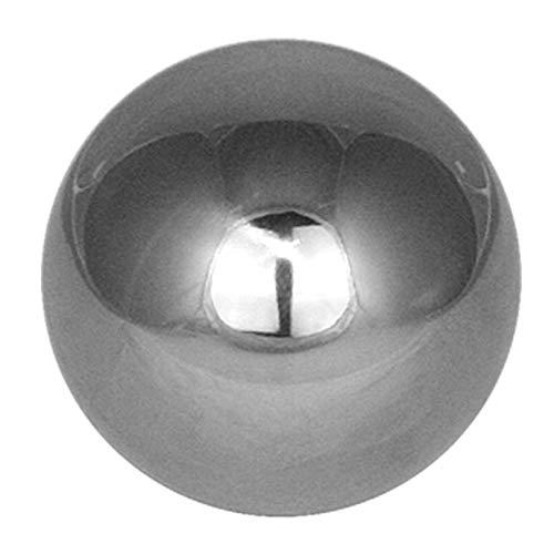 Gebrüder Lomprich Edelstahlkugel poliert (250 mm Durchmesser 1 Stück, Hohlkugel B-Ware)