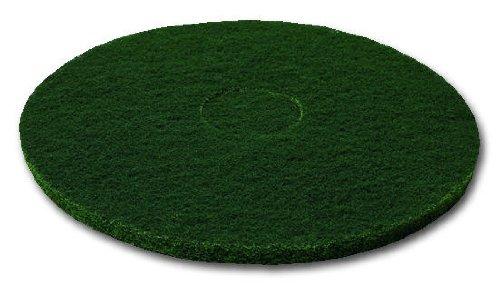 Overmat 28563 Pad grüne, 20 mm dick, Ø 305 mm - 12