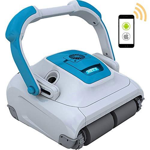 Astralpool Robot limpiador electrónico automático Bluetooth para limpieza fondo piscina Net 7