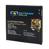 Extremecells Batería de repuesto para Samsung Galaxy J7 (2015) SM-J700.