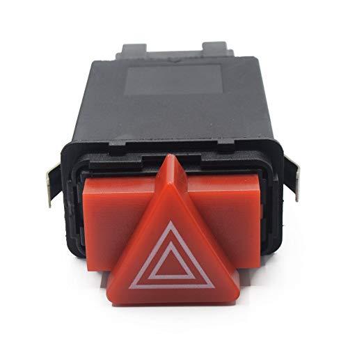 Interruptores para Automóviles Botón Dash del interruptor de luz de la luz High Highard de la marca 100% para A3 8L1 1996-2003# 8L0 941 509L Interruptor de palanca