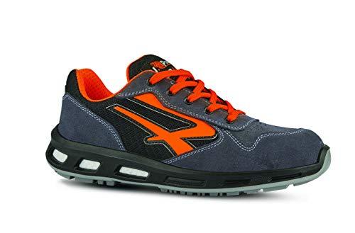 U-POWER S1p SRC, Zapatos de Seguridad Hombre, Naranja (Orange 000), 42 EU 🔥