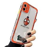 Marvel iPhoneケース クリア シリコン おもしろ iphone 11pro スマホケース コミック調 薄型 スリム 耐衝撃 脱着簡単 軽量 マーベル 漫画 アイフォンケース 携帯カバー スマホカバー かわいい