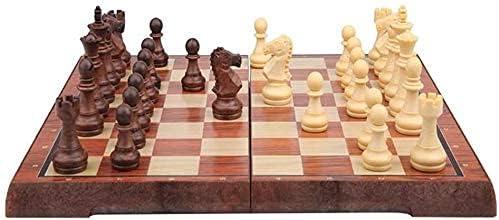DUWEN Portable Chess Set Piece Magnetic Alternative dealer Dedication Che International