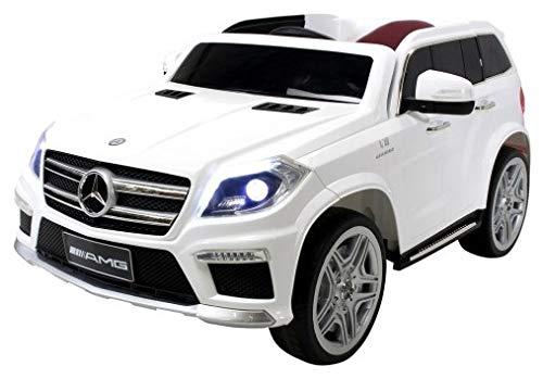 Actionbikes Infantil Coche eléctrico Mercedes Benz GL63 AMG Licencia Original Coche niños...
