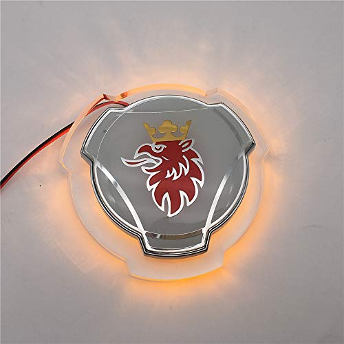 SKS Distribution/® 3d Chrome acciaio inossidabile ali di alta qualit/à auto emblema decalcomania.
