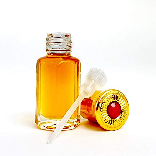 Sandelhout Parfum Olie 6ml Arabische Roll op Fles Geen Alcohol Attar Premium Kwaliteit Geur