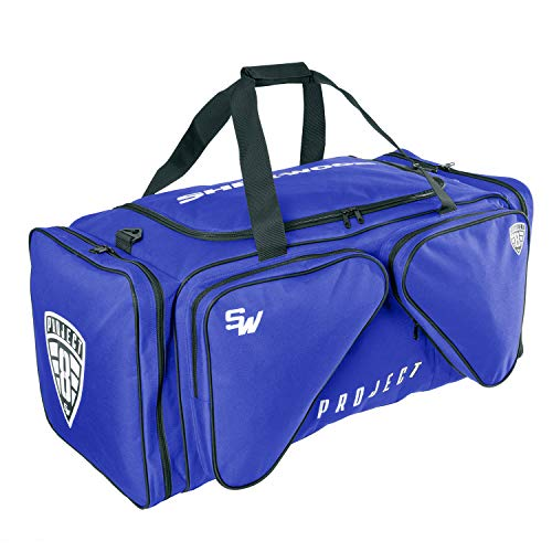 Sherwood Eishockeytasche True Touch T 75 Carry Bag, Blau, 102 x 41 x 41 cm, 172 Liter