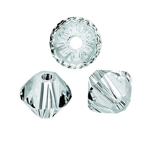 GLOREX R6 5905 144 Perles Swarowski Cristal
