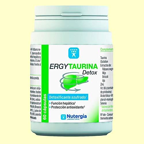 Nutergia Erytaurina Detox 60Cap. 60 ml