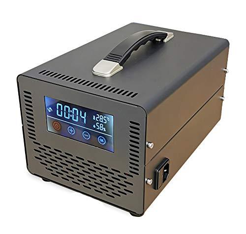XLH Ozonizador Profesional Generador de ozono Natural Olor removedor y del purificador...