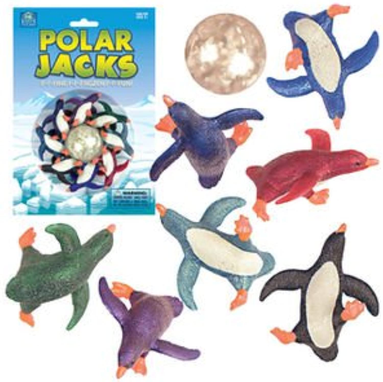 Club Earth Penguin Jaxs Jacks Game Penguins