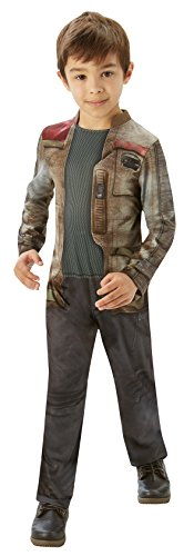 Rubie's Official Child's Star Wars Finn Classic Costume - Mediu