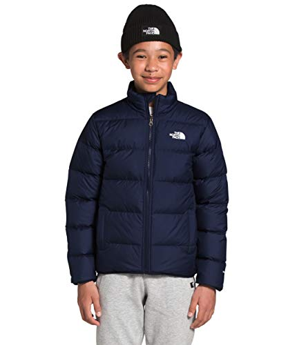 The North Face Youth Reversible Sherpalito Jacket, TNF Blue, L