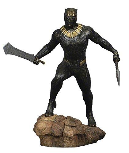 DIAMOND SELECT TOYS Marvel Gallery Black Panther Movie...