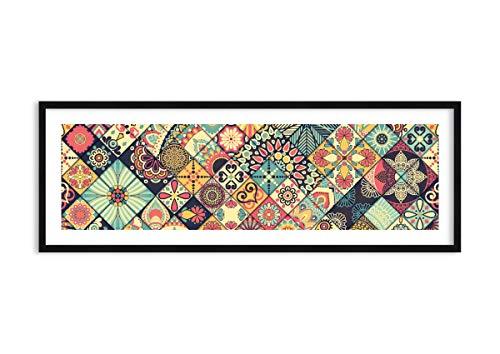 ARTTOR Cuadros Decoracion Dormitorios - Lienzos Grandes Y Pequeña - Cuadros Decoracion Salon con Marco - Temas Gráficos - Decoraciones para el Apartamento - F1BAB140x50-3815