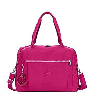 Kipling Ferra Weekender Duffel Bag Very Berry