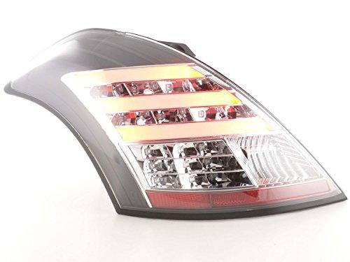 FK Automotive FKRLXLSU12017 LED Feux arrière, Noir