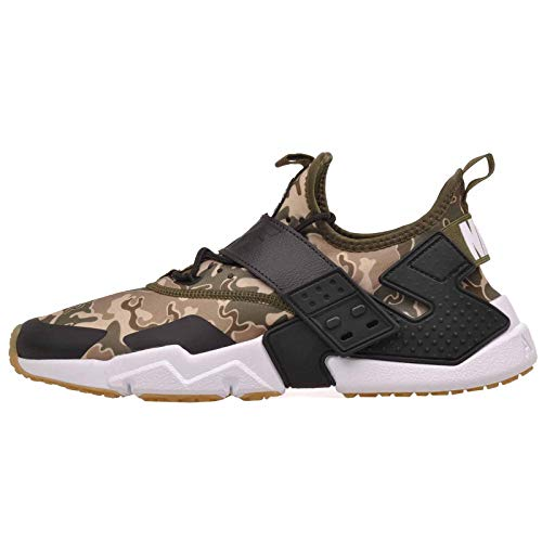 Nike Mens Air Huarache Drift Premium Fashion Sneakers