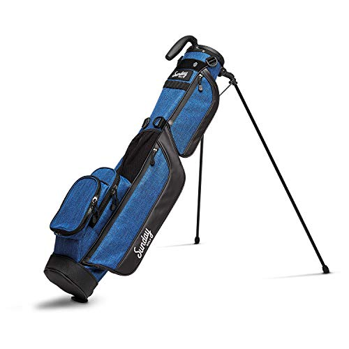 Sunday Golf Loma Bag - Lightweight Bag with Strap and Stand – Easy to Carry Pitch n Putt Golf Bag...