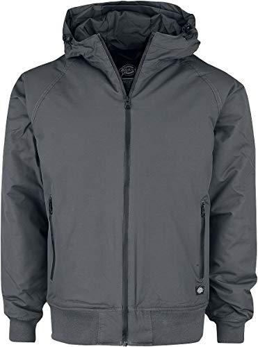 Dickies Fort Lee Männer Winterjacke charcoal S 100% Polyamid Basics, Rockabilly, Streetwear