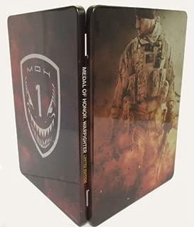 Medal of Honor: Warfighter Steelbook Collector Case
