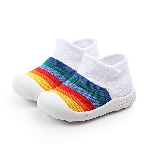 Kinder Schuhe Kleinkind Lauflernschuhe Neugeborenes Baby Socken Schuhe Jungen Mädchen Winterstiefel Cartoon Warme Schuhe Slip-On Booties Mode Bequem Kleinkindschuhe Winter Warme Weiche Babyschuhe