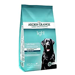 Arden Grange Adult Dry Dog Food Light with Fresh Chicken and Rice