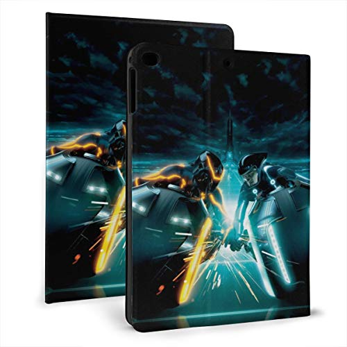 TRON Legacy Case Fit Tablet iPad mini4/5 7.9 pulgadas con Auto Sleep/Wake Ultra Slim Funda de cuero ligero soporte