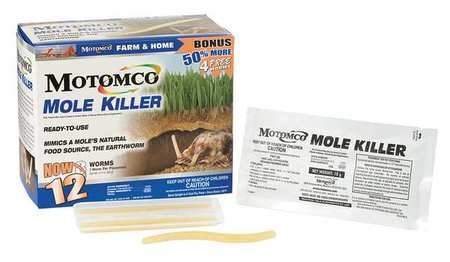 Worm Popular shop is the lowest Max 55% OFF price challenge Shaped Mole Bait PK12