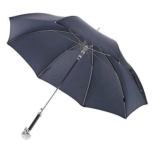 Pasotti Regenschirm SKULL Größe One size Schwarz (Schwarz)
