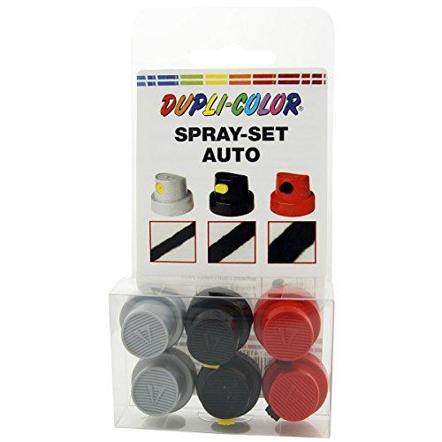 Dupli-Color 419713 Sprühkopf-Set, Anzahl 6