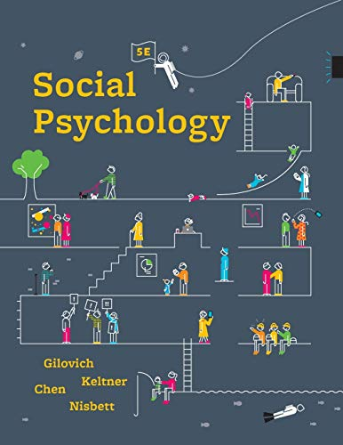 Price comparison product image Social Psychology