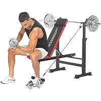 OppsDecor Multi-Function Strength Training Adjustable Bench