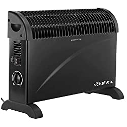 POWERFUL 2KW CONVECTOR HEATER - Our powerful convector heater produces 2000w of power and heat, which guarantees instant heat which will last, keeping you and your family warm during the cold winter months. Thanks to its convection technology it heat...