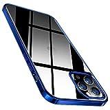 TORRAS Crystal Clear Hülle Kompatibel mit iPhone 12 Pro Max Dünn Vergilbungsfrei Durchsichtig...